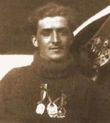 Elia Liut, el primer piloto que aterrizó en Cuenca en 1920.